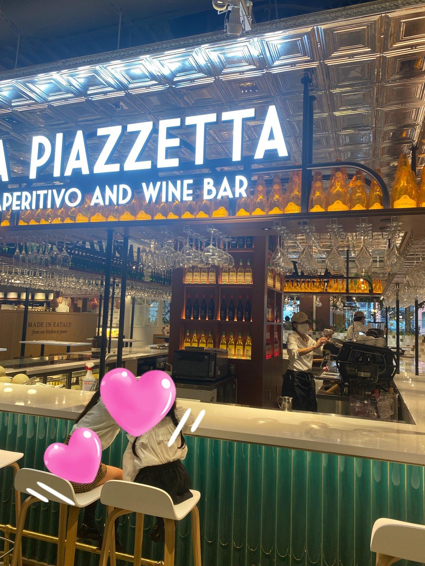 【GINZA SIX】イタリア気分が味わえるレストラン_1_1-2