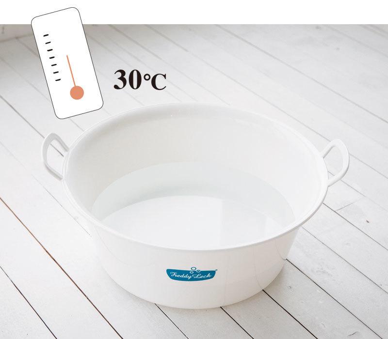 ニットの洗い方1