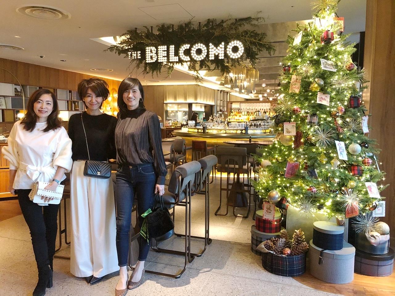 青山THE BELCOMOランチ&レッスンday_1_1
