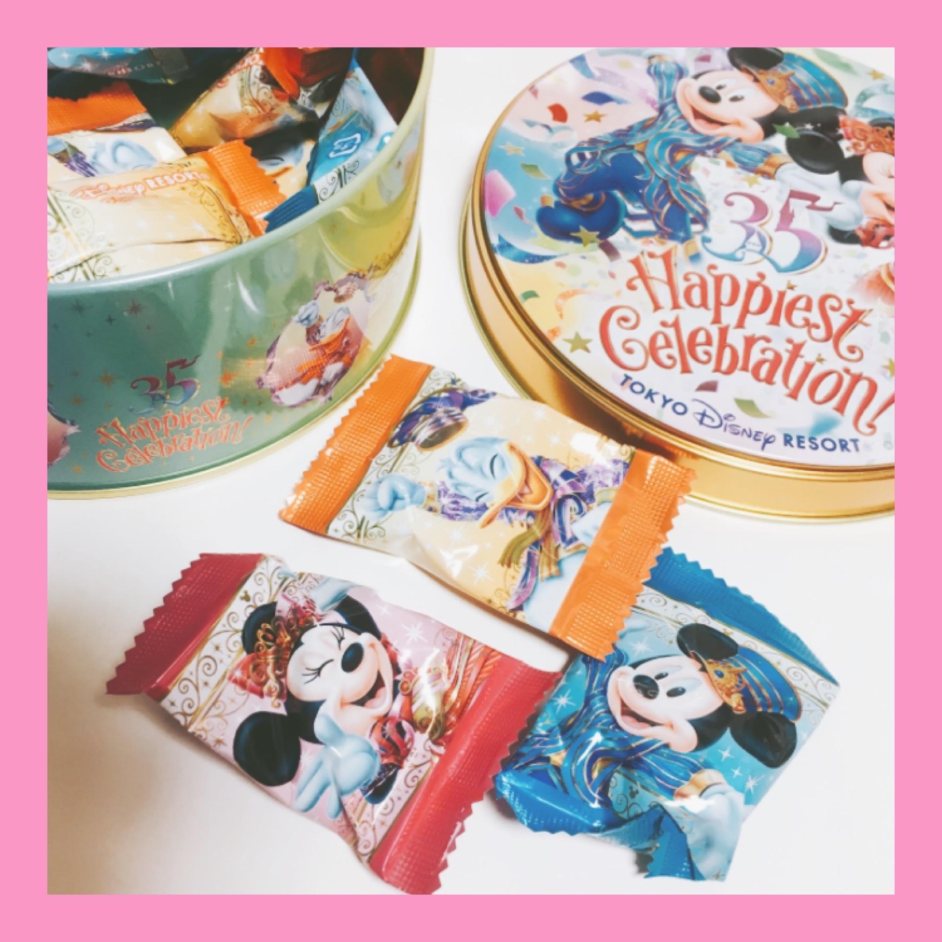 Tokyo Disneyland《 35 Happiest Gelebration! 》お土産編♫_1_6