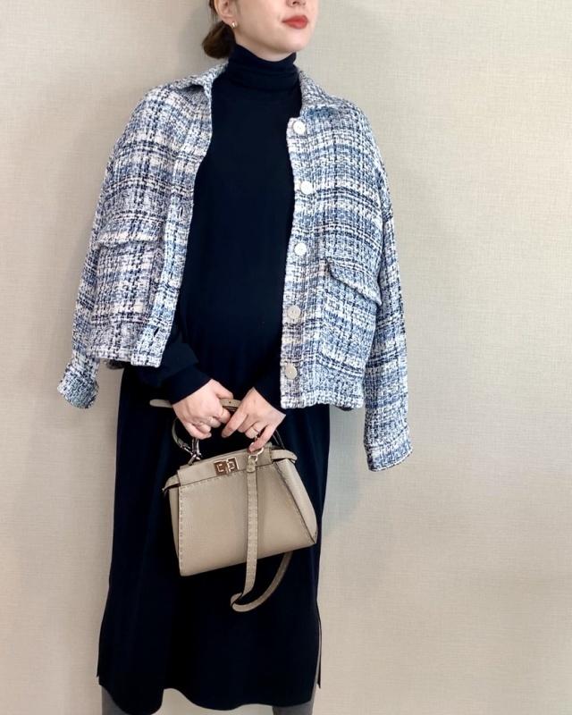 ZARAの春トレンド服でシンプルコーデを更新! 40代のZARAコーデまとめ|美女組Pick-up!_1_8