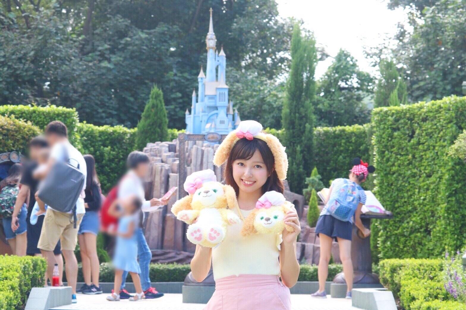 日本からも近い香港ディズニー♡コーデも合わせてレポします!_1_5