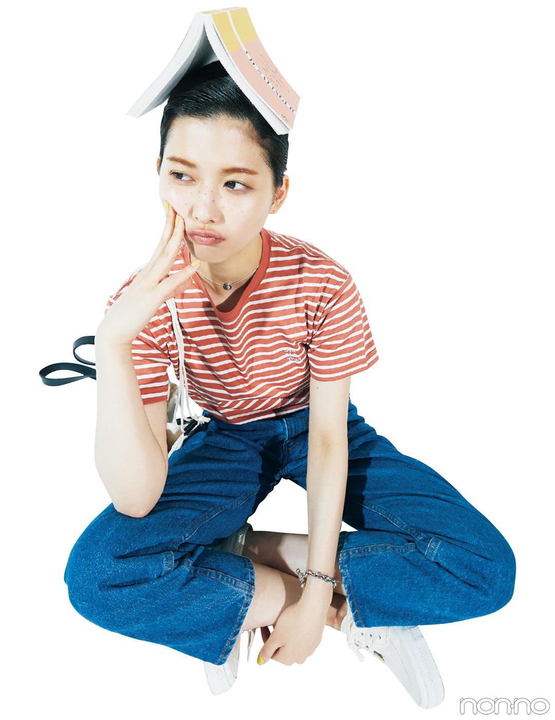 Photo Gallery 渡邉理佐の毎日Tシャツコーデ フォトギャラリー_1_27