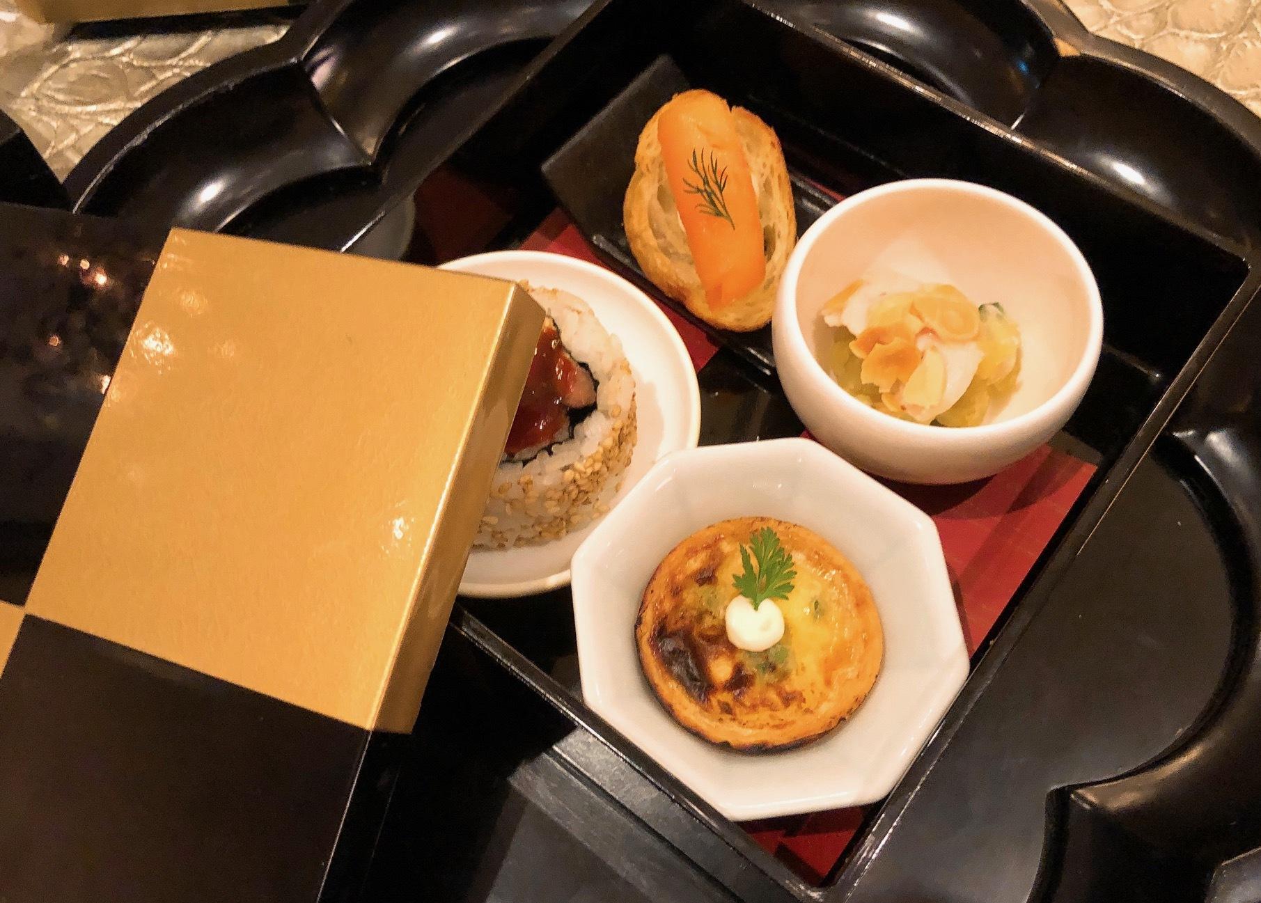 ♡豪華♡幸せ♡ホテルインターコンチネンタル東京ベイ《桜と苺のアフタヌーンティー》_1_4-2