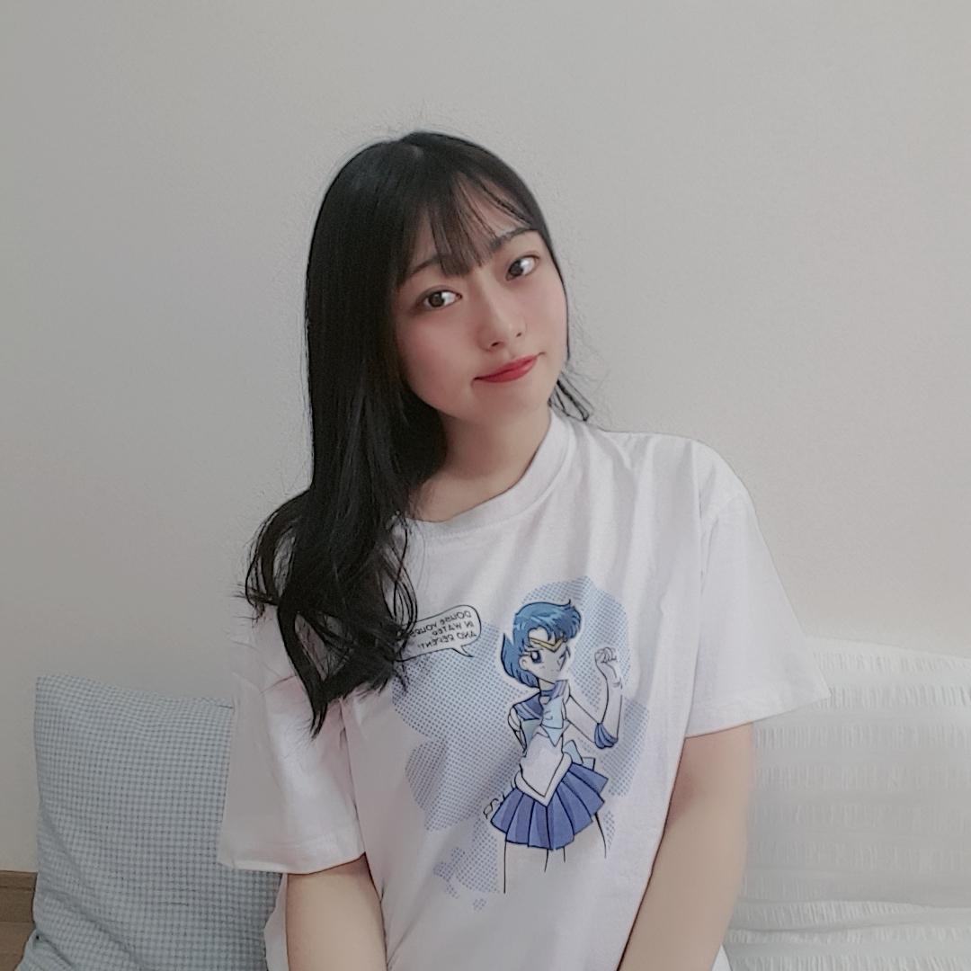 【ルームウエア】かわいいTシャツで過ごす♥_1_2-2