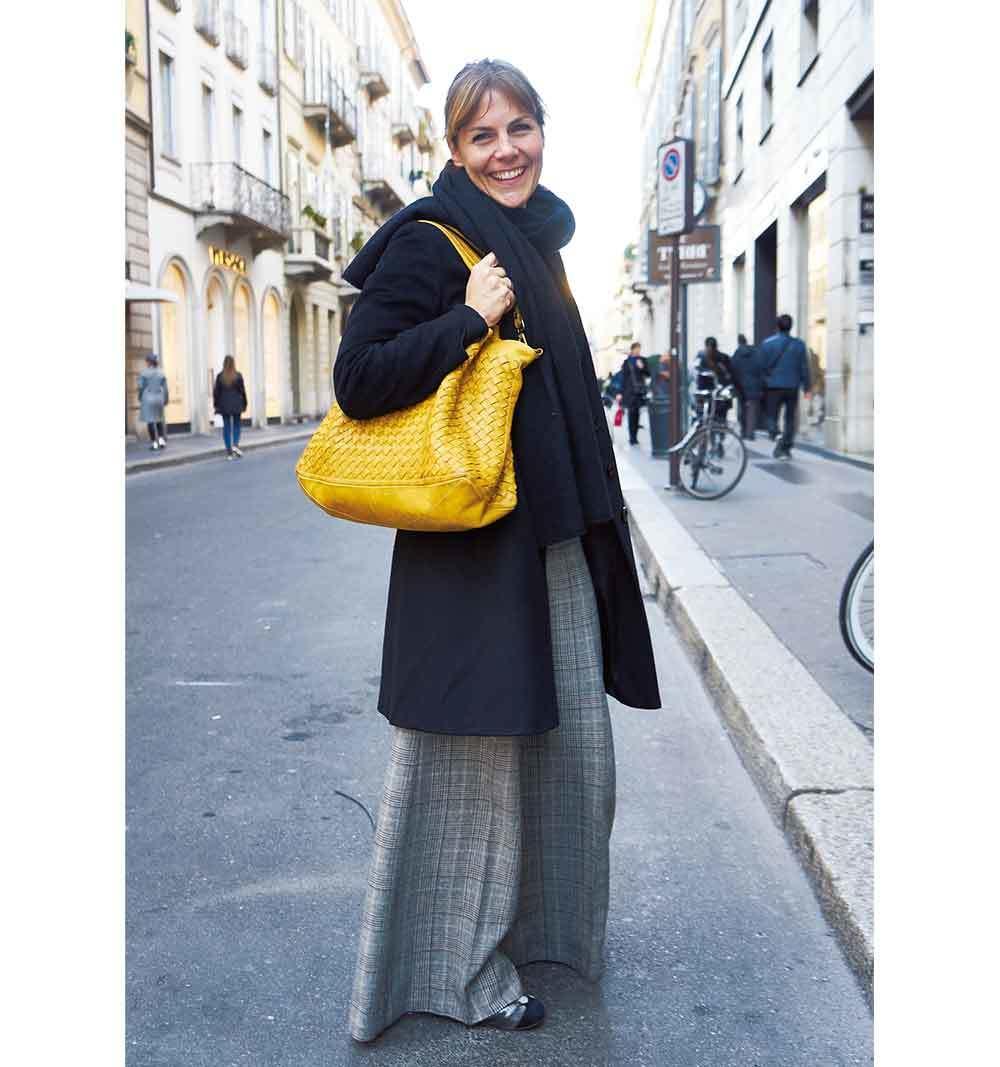 トラッドムード漂う「ハンサムチェック」に夢中です【ファッションSNAP ミラノ・パリ編】_1_1-6