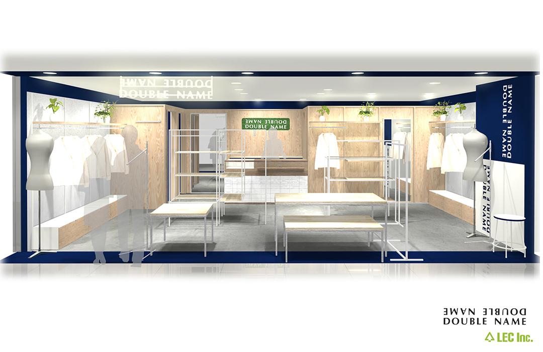 ダブルネーム 相鉄横浜ジョイナス店がオープン! 限定のDCコミックスアイテムは要チェック!_1_1