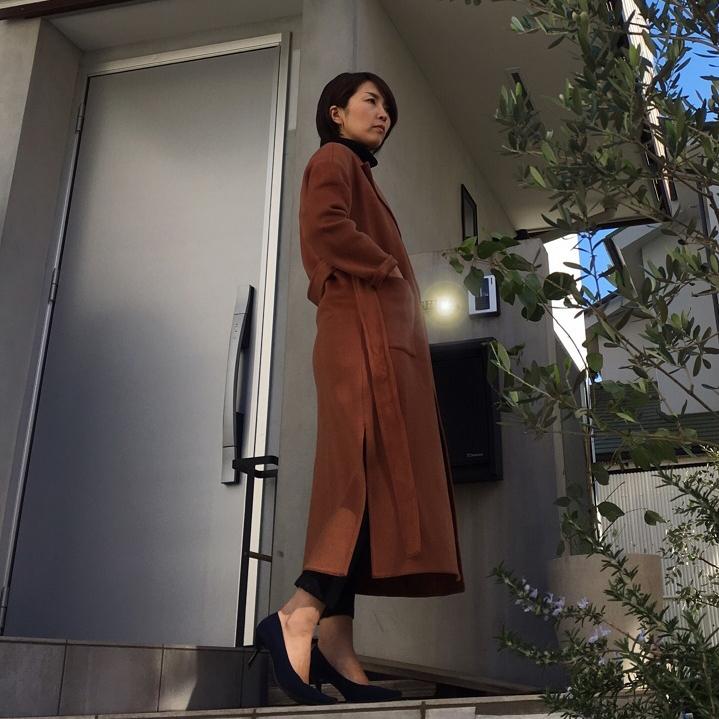 ロング&ビッグが人気!美女組さん今年のコート【マリソル美女組ブログPICK UP】_1_1-4