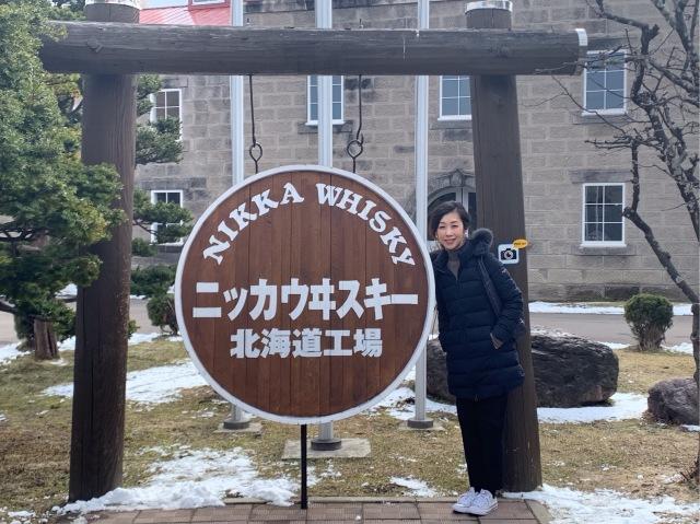 北海道・余市のワイナリーレストランへ。_1_7-1