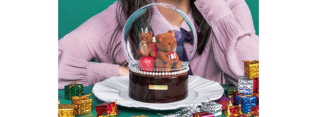 クリスマスケーキ、予約するなら美味しい&映えるこの4店♡【新川優愛のスイーツ連載】_1_3