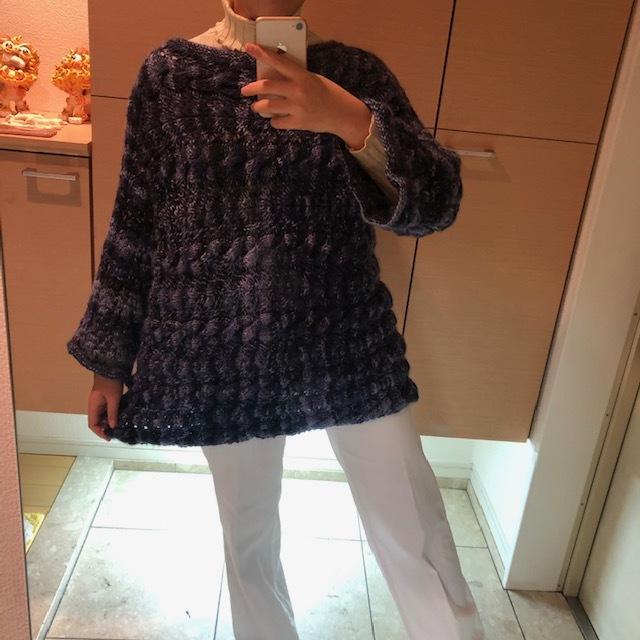 心まで温かになる手編みのセーター_1_2
