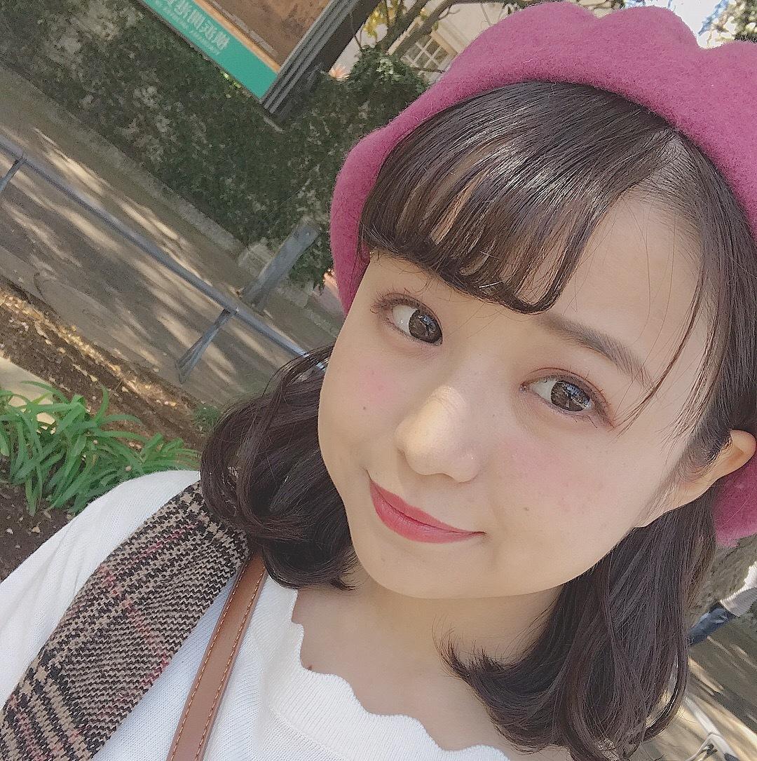 ☃︎秋冬の定番アイテム♡ベレー帽のかぶり方紹介します☃︎_1_8