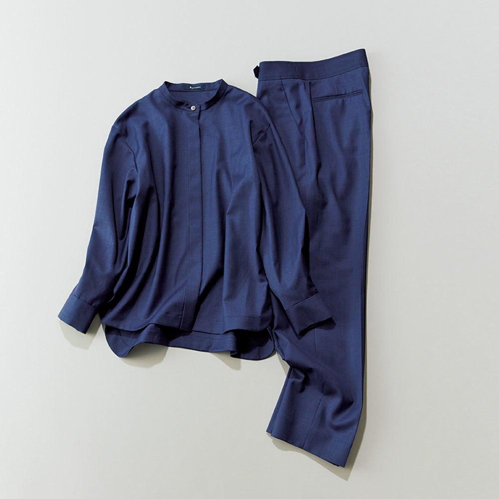 40代ファッション2019年夏のお仕事服_セットアップ