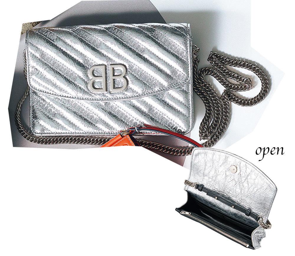 新しいお財布で幸運を呼び込みたい! とにかくコンパクトにまとめたい人には「お財布バッグ」が便利_1_1-2