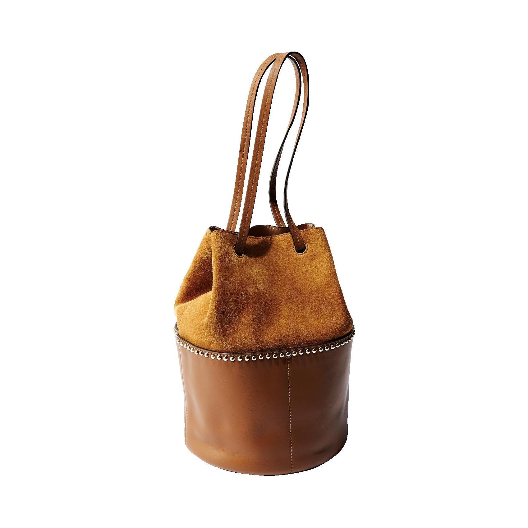 上品、しゃれ見え。今、買うなら「茶色のバッグ」!_2_1