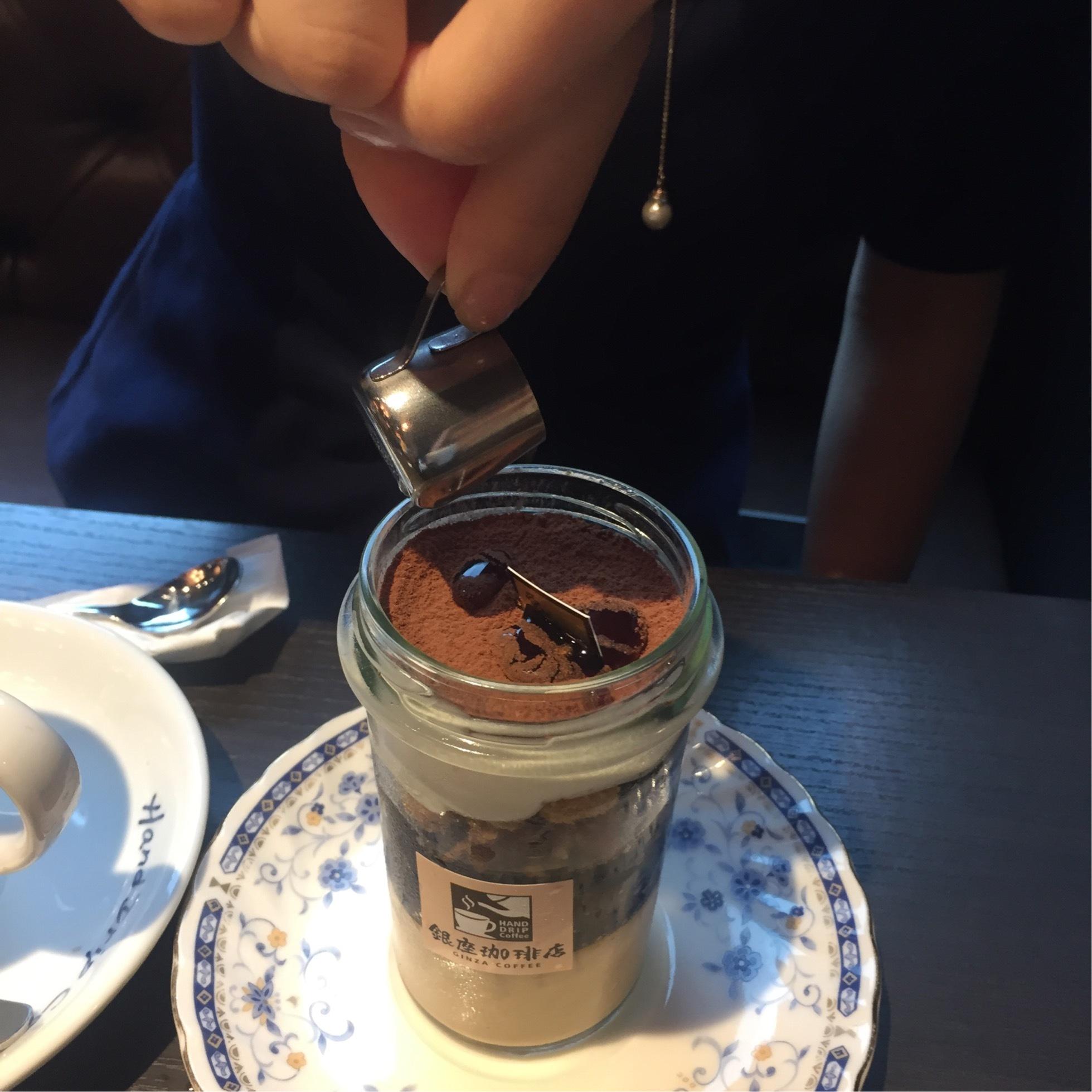 銀座の昔ながらの喫茶店♪【パンケーキ】_1_3-2