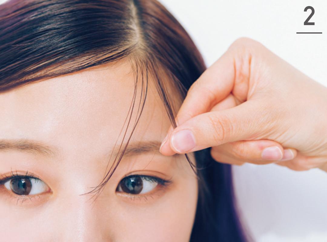 IZ*ONEの前髪アレンジ★ ウォニョンのヘアピン使いが可愛いすぎ!_1_4-2