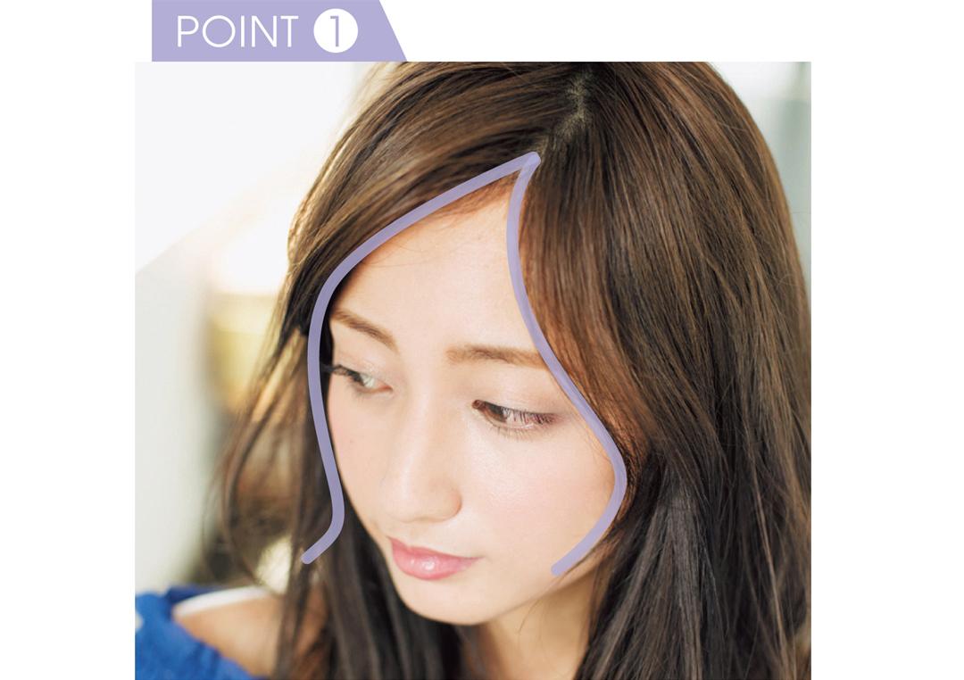 石原さとみさんのヘアスタイル、大人っぽモテ♡ ミディアムになる方法_1_3-1