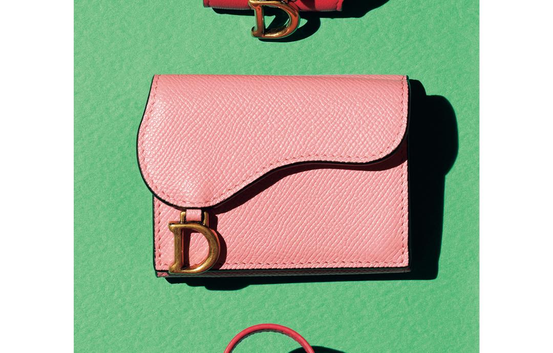 Diorの財布