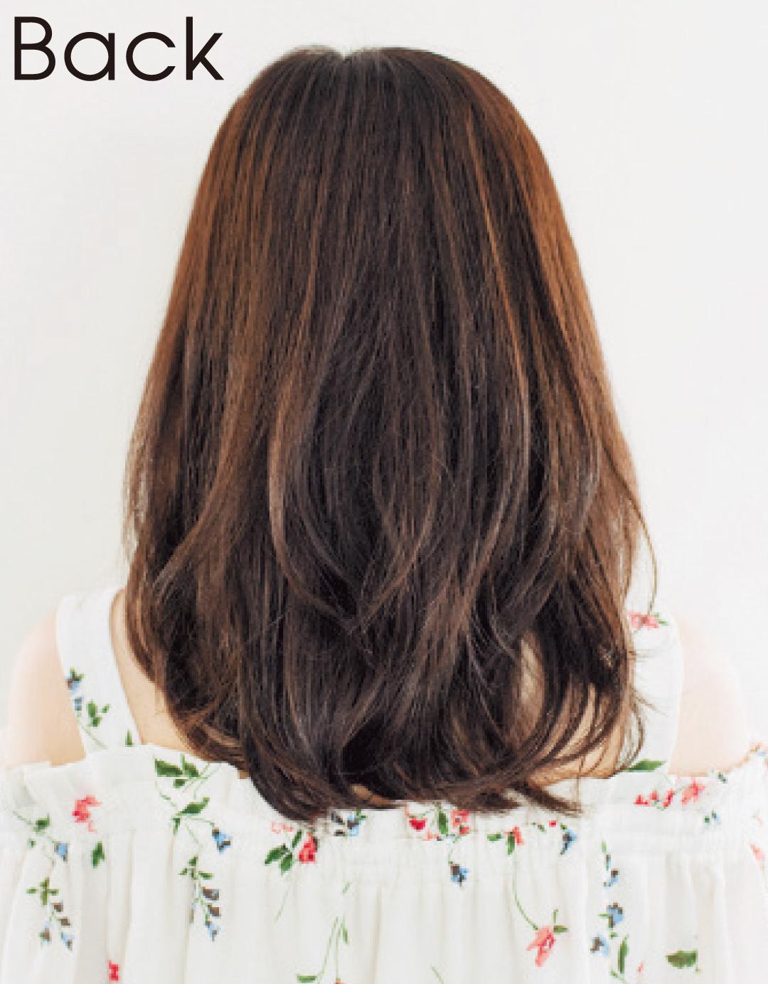 有村架純さんのヘアスタイルを大研究! キュートなミディアムならコチラ♡_1_6-2