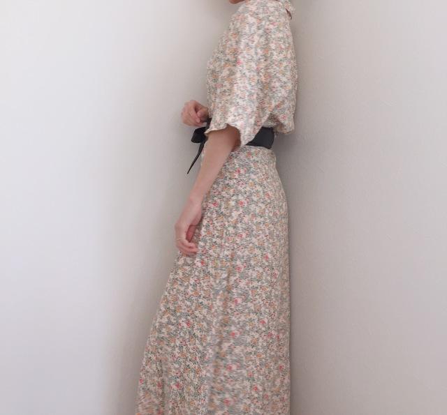 骨格ウェーブに嬉しい!小花柄②【momoko_fashion】_1_2-1