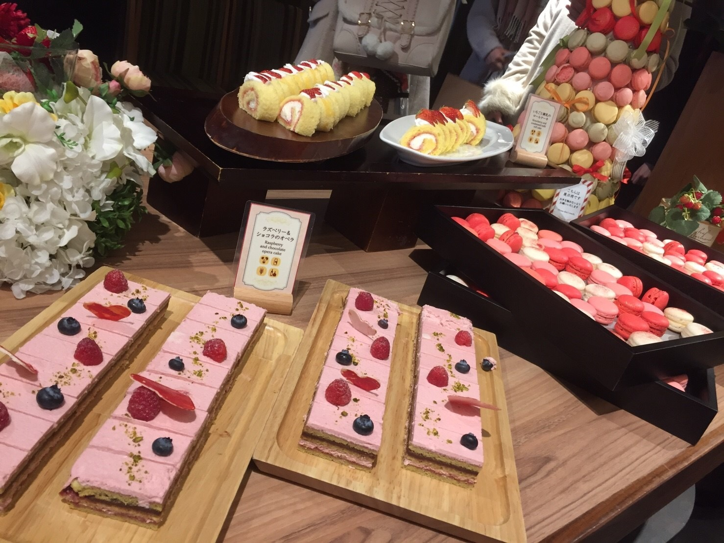 スイーツ好き必見!京都タワーホテル Berry sweets buffet ♡_1_2