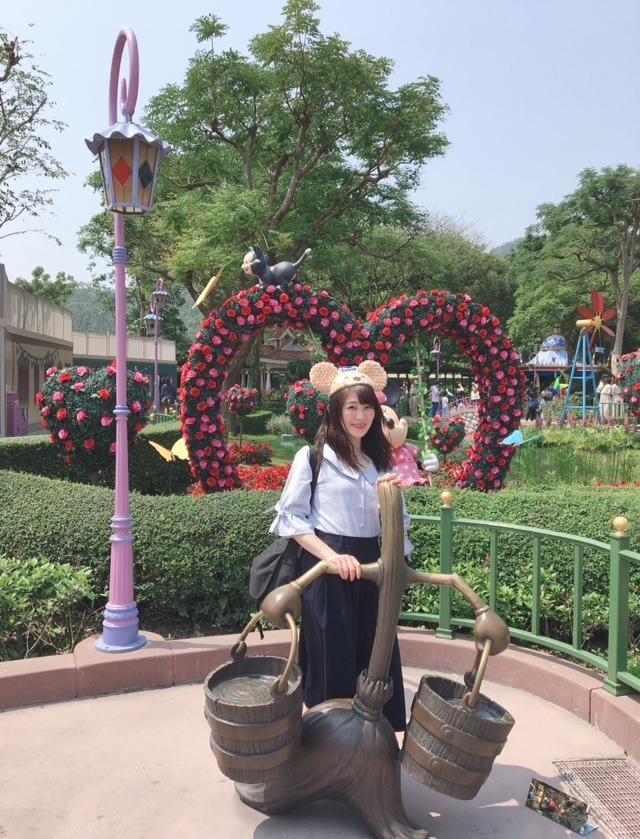 【カワイイの宝庫?!】香港ディズニー♥《香港旅行*後編》_1_3