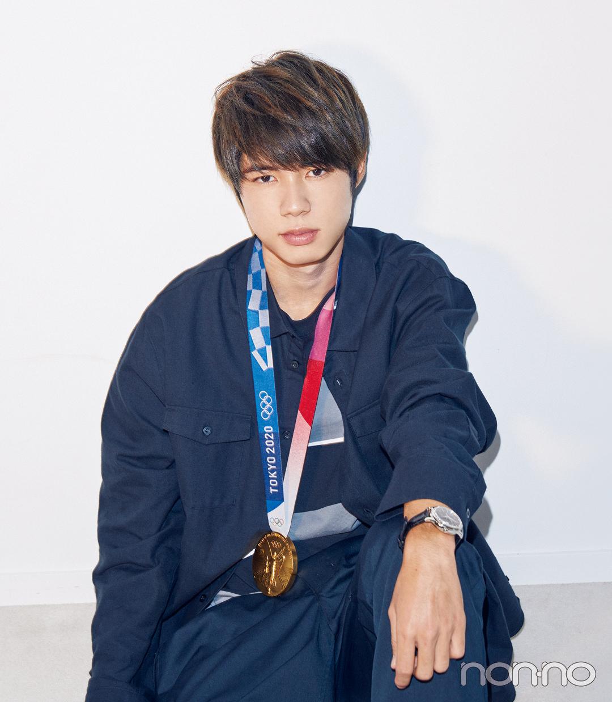 東京オリンピックスケートボードで金メダルを獲得した堀米雄斗選手