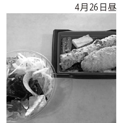 食事モニタリング