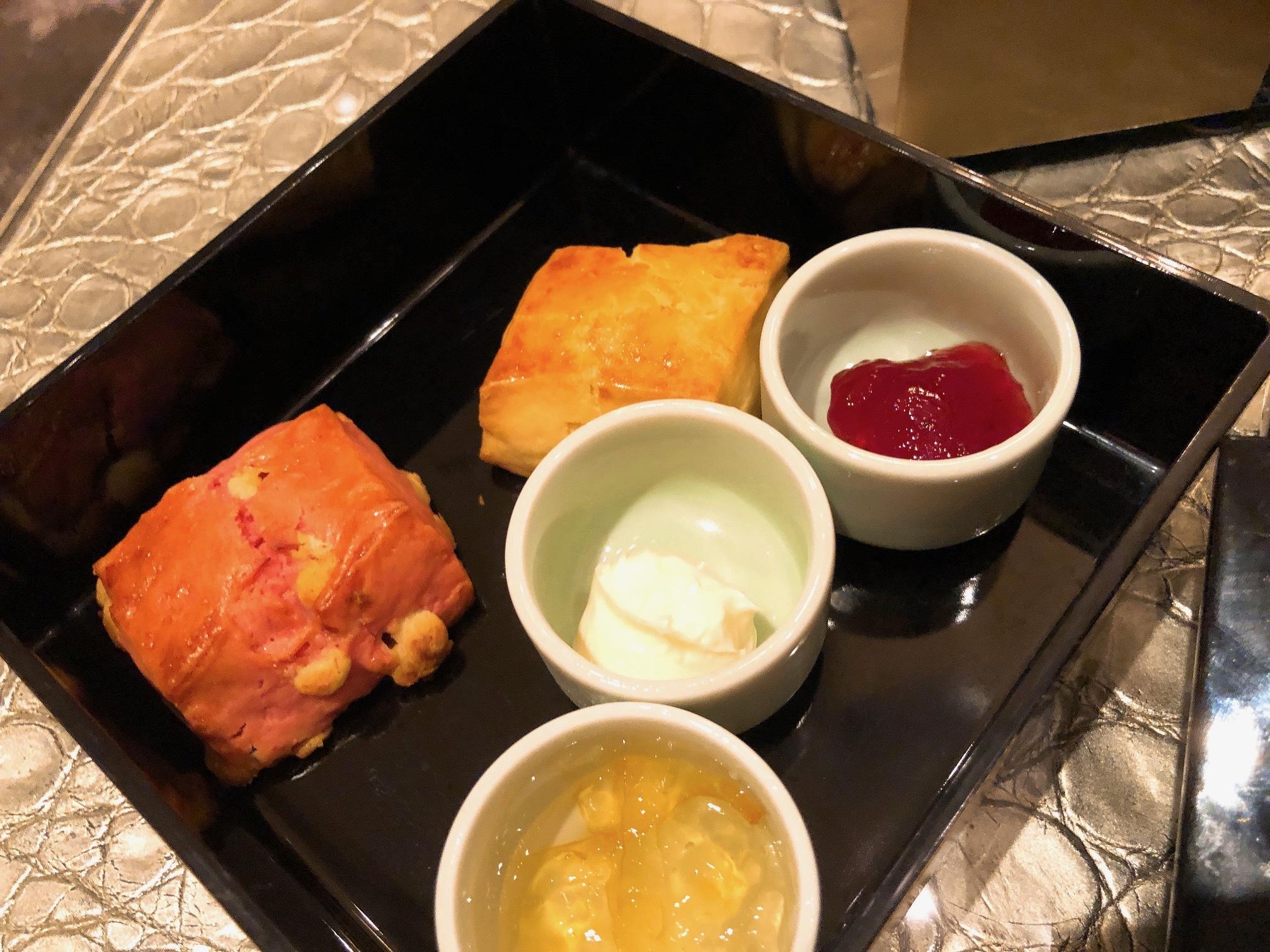 ♡豪華♡幸せ♡ホテルインターコンチネンタル東京ベイ《桜と苺のアフタヌーンティー》_1_4-3
