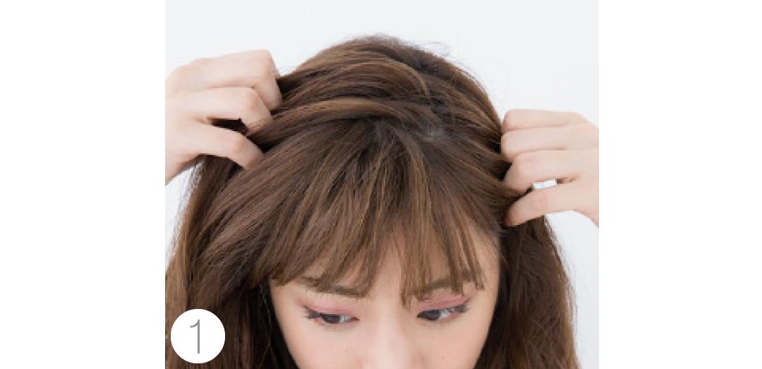 クリスマスデートのヘアアレンジ、ロングのおすすめはコレ♡ _1_4-1
