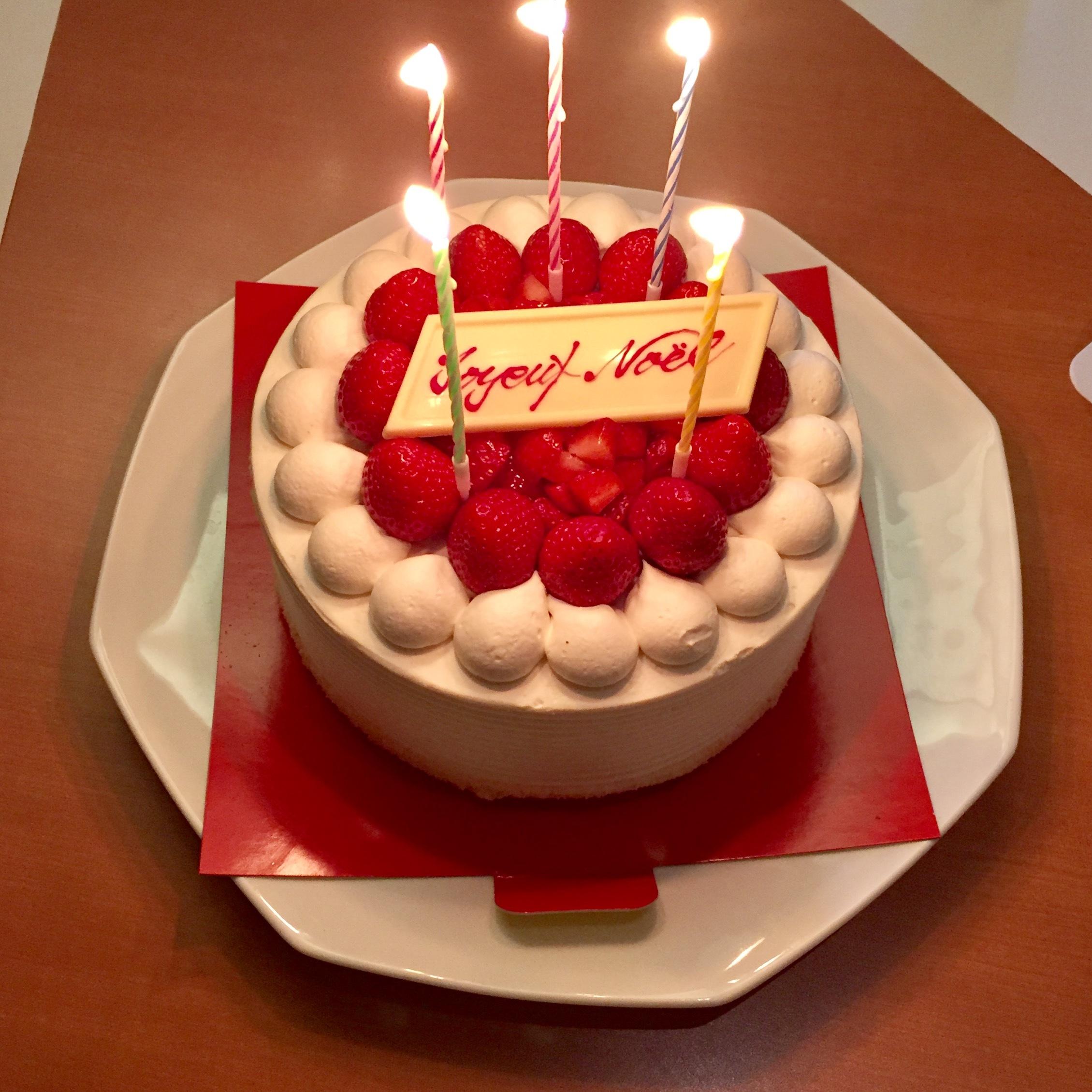 史上最高のクリスマスケーキ♡_1_1