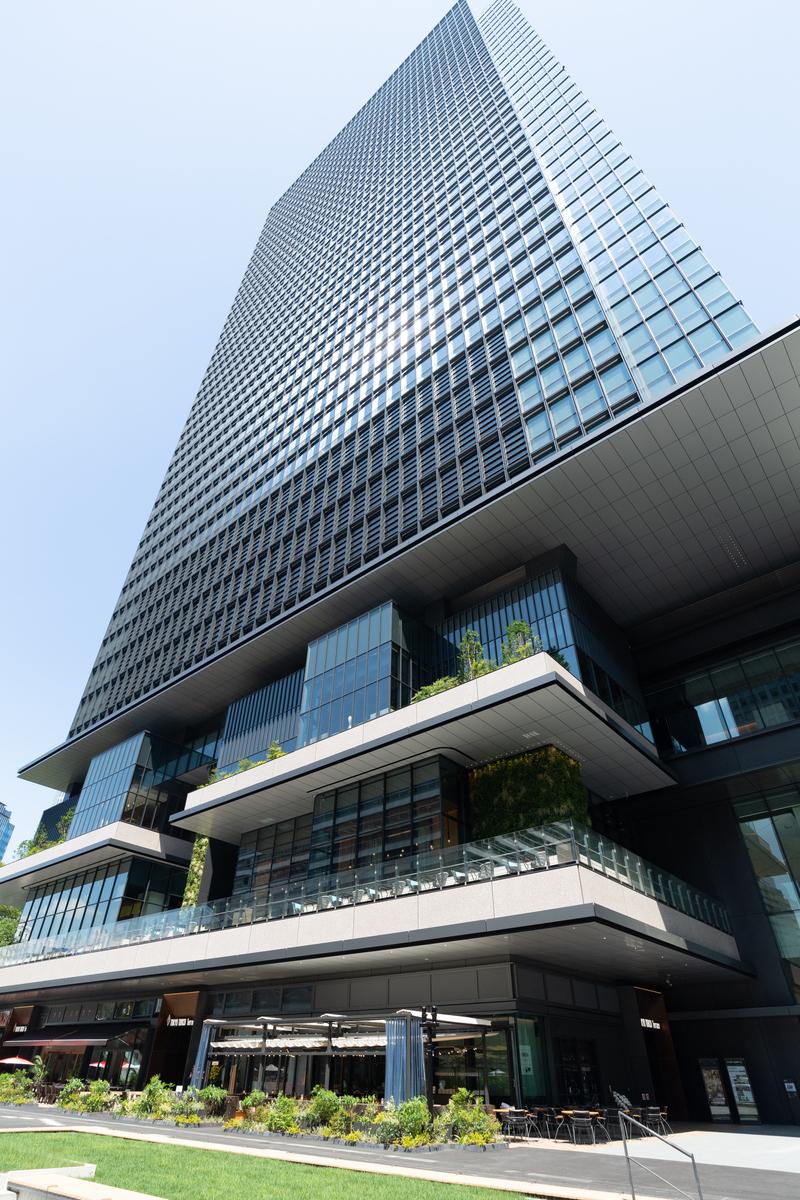 東京駅近くに緑豊かな空間「TOKYO TORCH Terrace」がグランドオープン_1_1