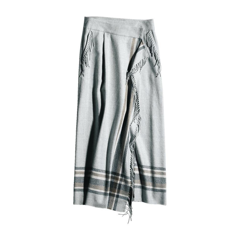 ファッション エブールギンザシックスのスカート