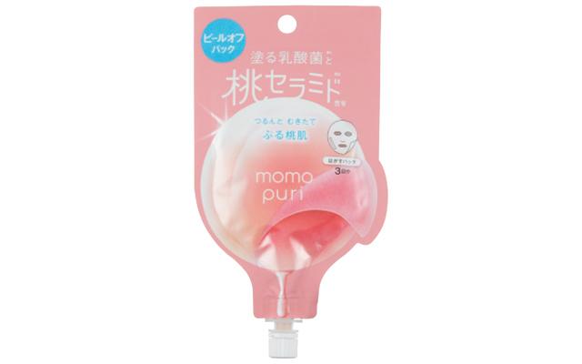 ももぷり フレッシュピールオフパック 20ml(限定品)¥385/BCL