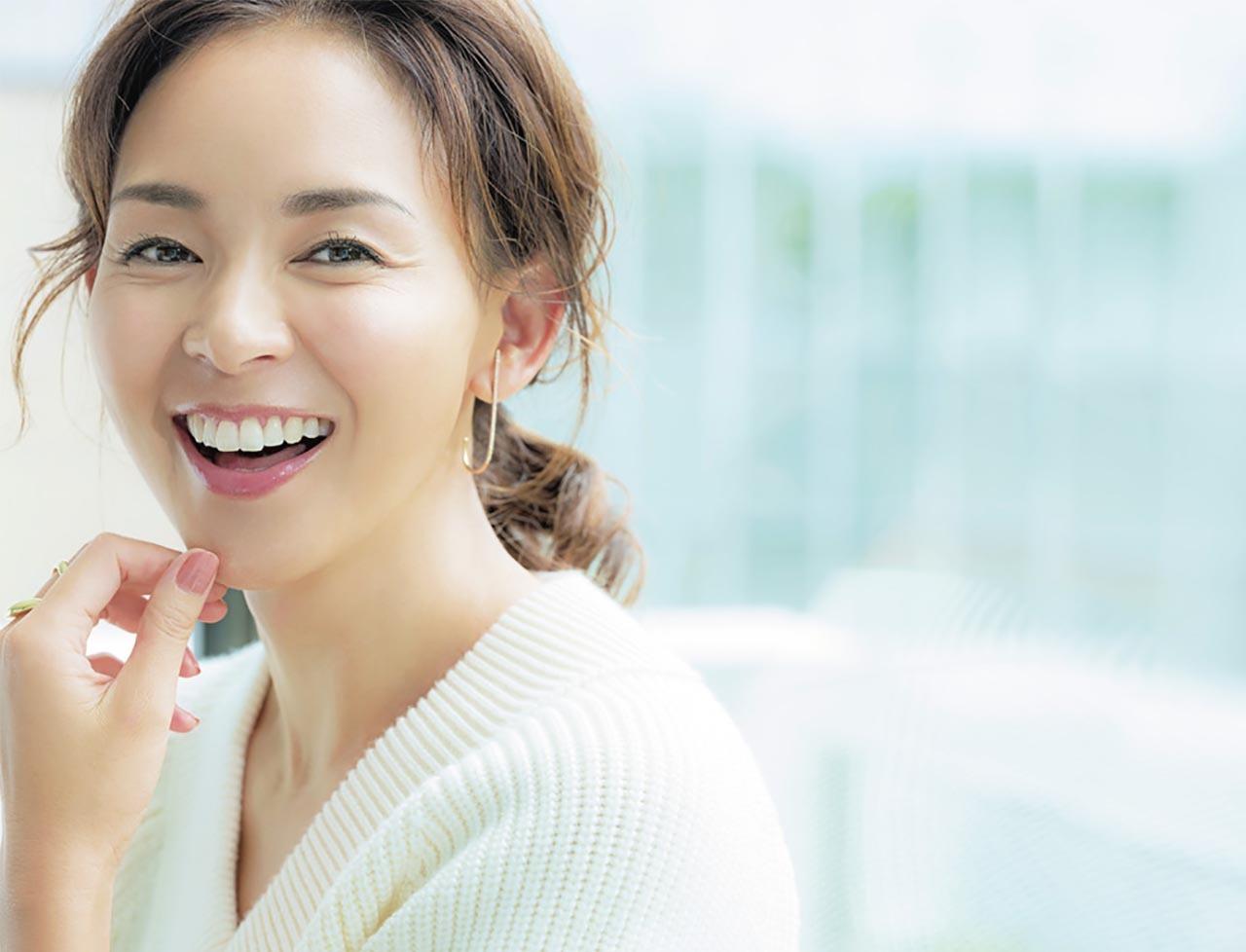 """""""5年前よりキレイな人""""代表・モデルのSHIHOさん"""