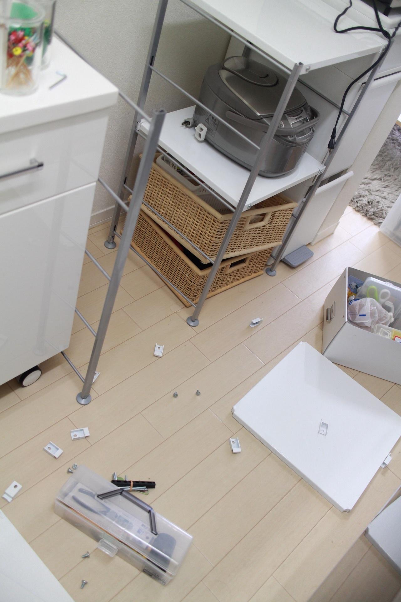kitchenプチ改造〜before〜_1_5