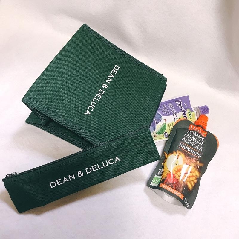 マリソルの5月号付録はDEAN&DELUCAの保冷バッグとカトラリーケース