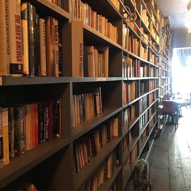 MerciのUsed Book Café_1_3