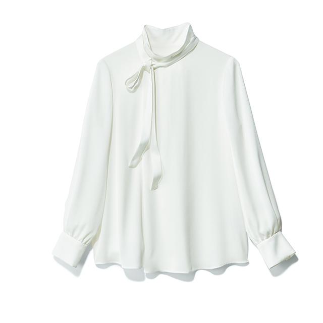 シンプルなのに印象的な「デザイン性のある白」