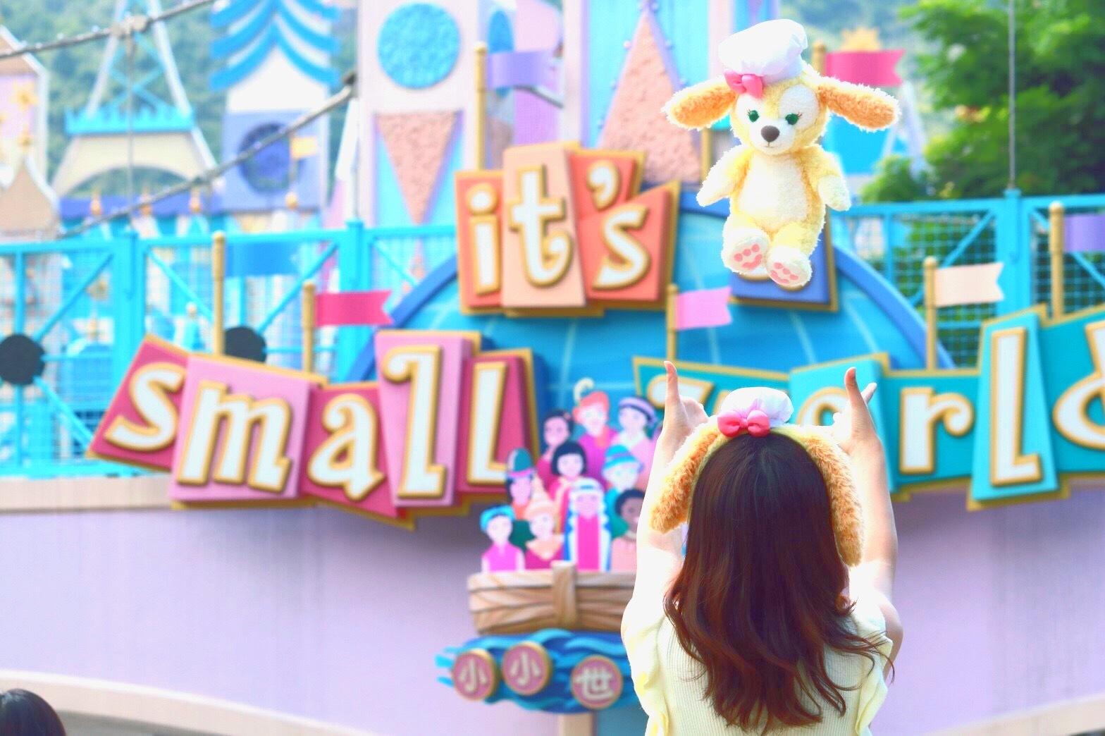 日本からも近い香港ディズニー♡コーデも合わせてレポします!_1_4