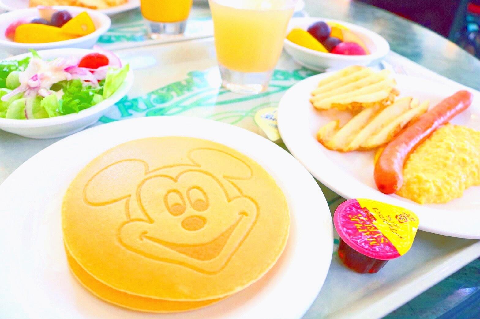 プーさんと一緒に朝食が食べられるレストラン♡_1_1
