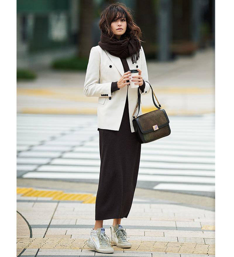 冬の着こなしが女っぽく艶めく「きれいめ白」アイテム4選_1_1-1
