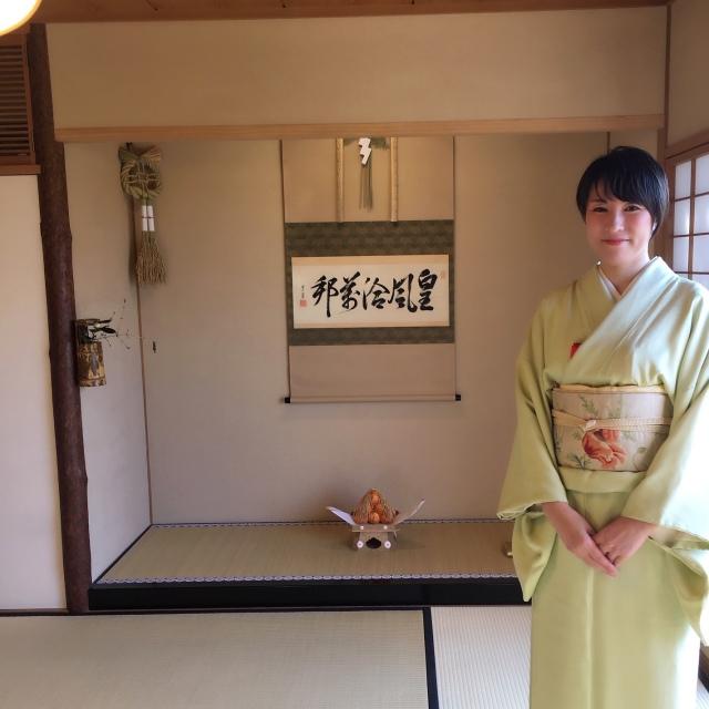 2020:新年最初のお茶会『お初釜』_1_1-1