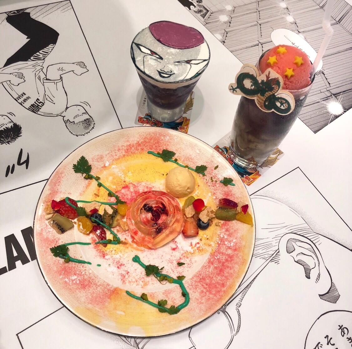 "Vol.45♡ ""週刊少年ジャンプ50周年展VOL.2""を一足先にレポート☺︎_1_8-1"