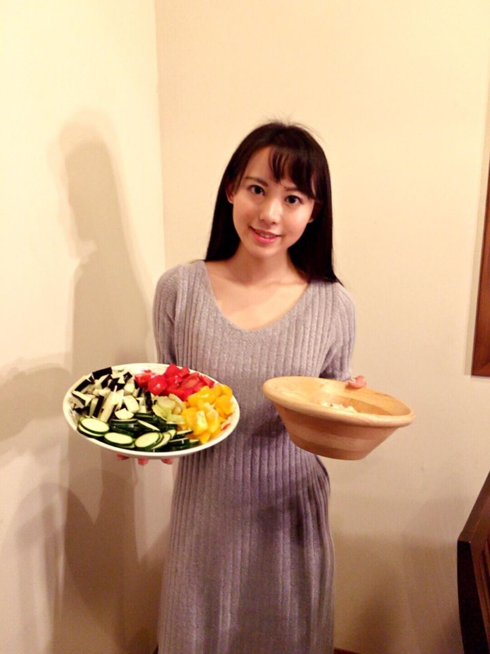 私の美味しい食べる肌荒れ対策薬♡ラタトゥイユ_1_4