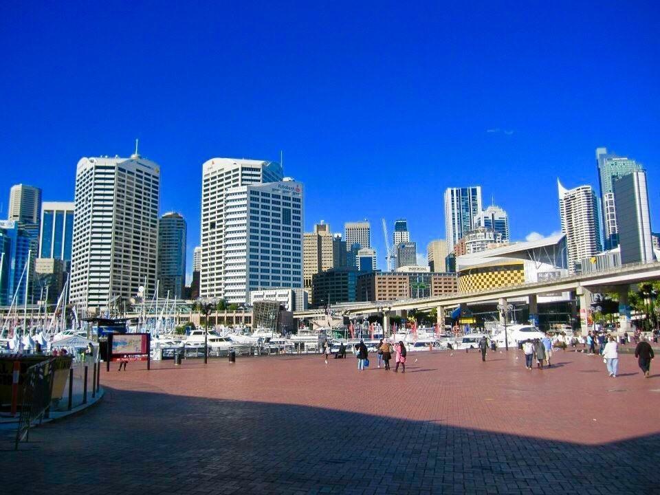 G'day! オーストラリア【シドニー】を歩く その1_1_4-1