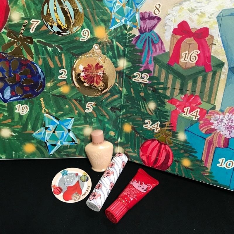 ポール & ジョー ボーテのクリスマスコフレ