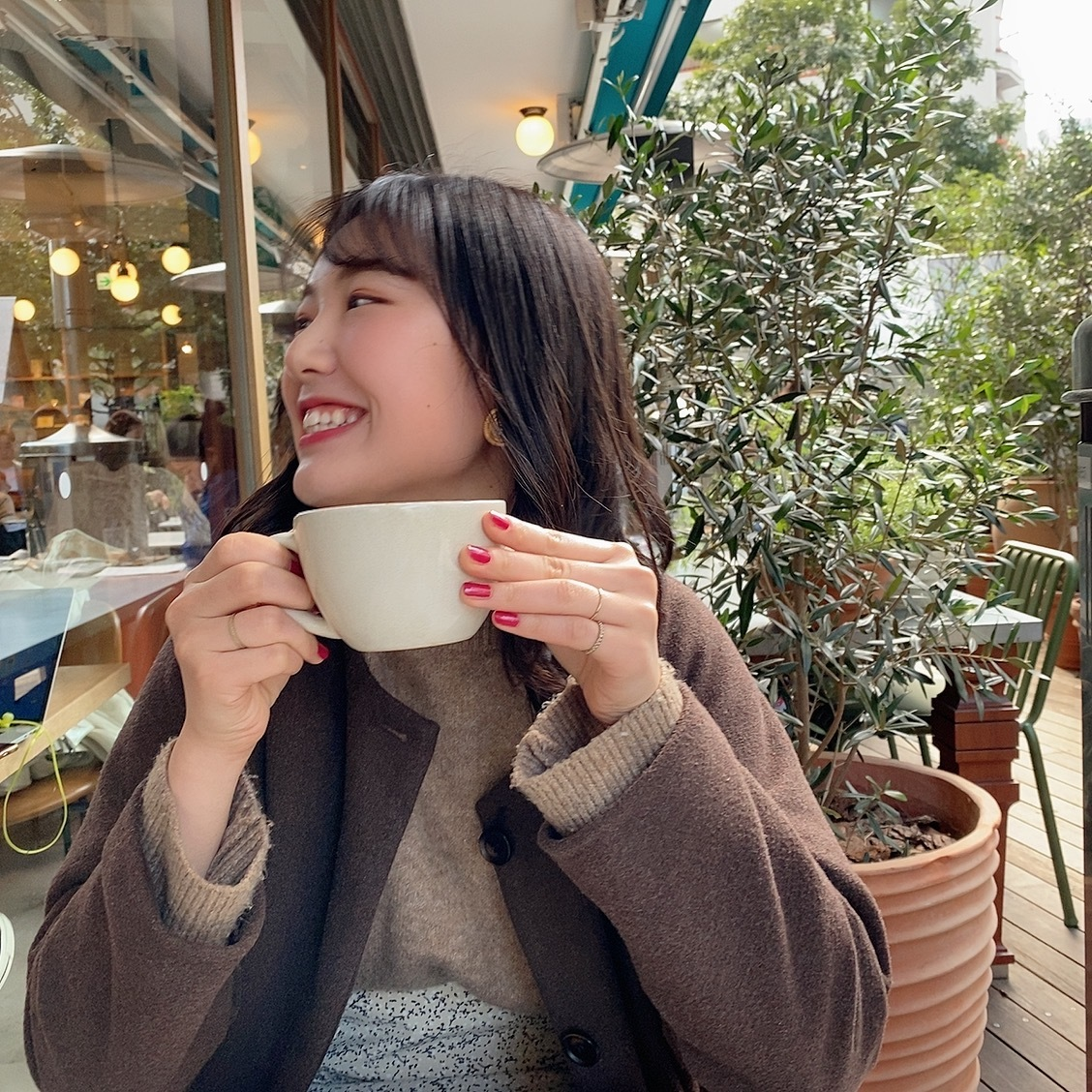 【#おしゃランチ】表参道駅から徒歩2分の穴場カフェ!!_1_6