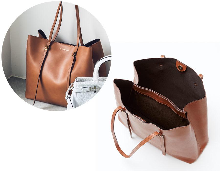 ポロ ラルフ ローレンの通勤バッグ